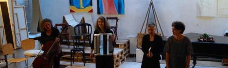 kwr5-Kollektiv: Friederike Mayröcker - eine literarische Performance, 24.5.2014, Bochum