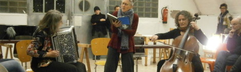 kwr5-Kollektiv: Konrad Bayer-Abend, 10.11.2013, Bochum