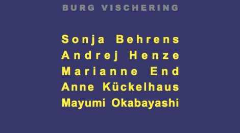 kwr5-Kollektiv - Performance Burg Vischering, 1.11.2015, Lüdinghausen
