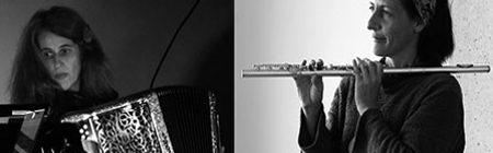 Duo Kreysing / Lentz: Konzert und Soundwalk, 27.8.2017, Fürstenwald