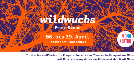 "this honourable fish: Film/Tanz-Performance ""transfigured times"", 6.4.2018, Festival Wildwuchs, Pumpenhaus, Münster"